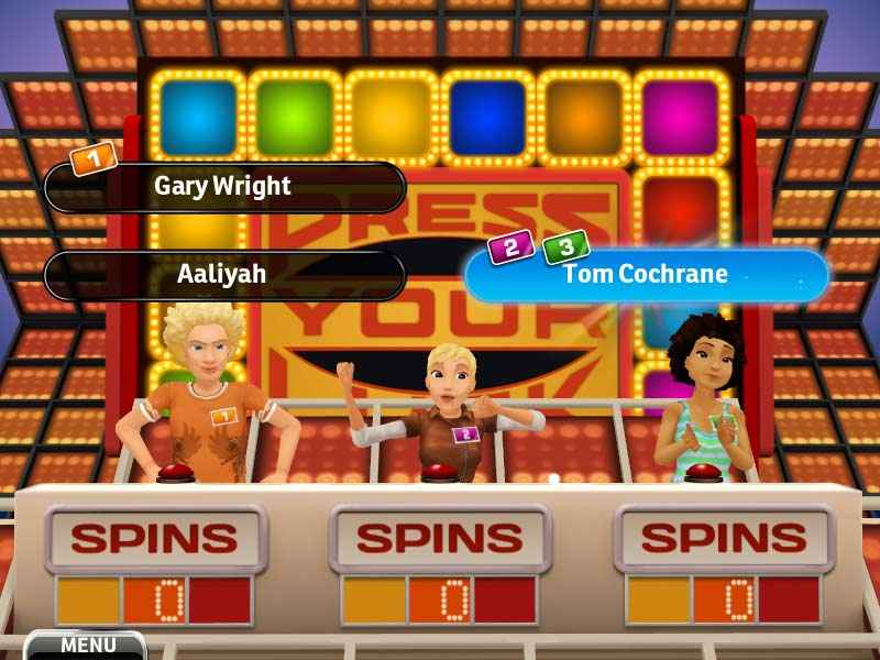 press your luck screenshots 1