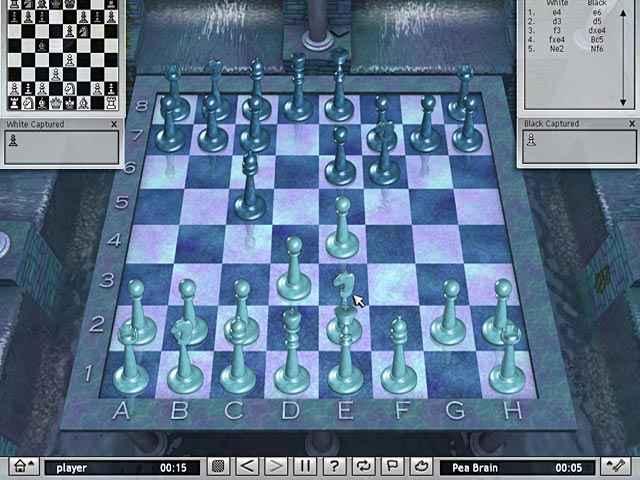 brain games: chess screenshots 1