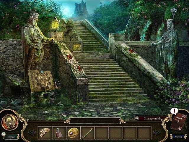 dark parables: curse of briar rose collector's edition screenshots 1