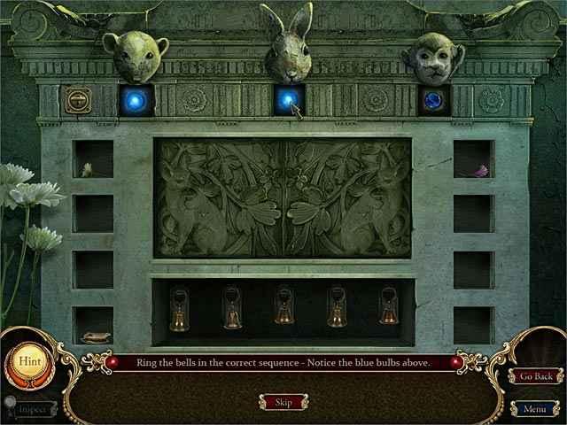 dark parables: curse of briar rose collector's edition screenshots 2