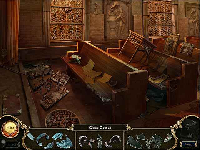 dark parables: curse of briar rose collector's edition screenshots 3