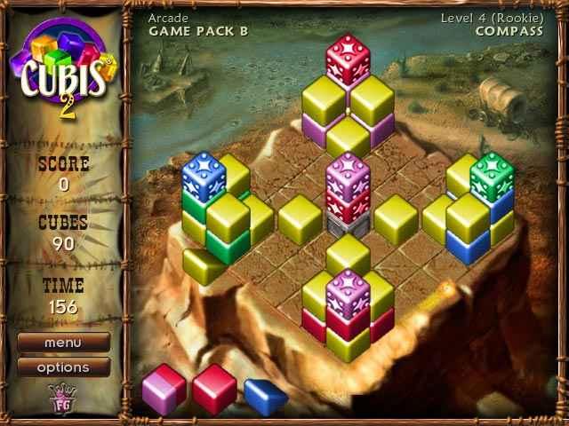 cubis gold 2 screenshots 1