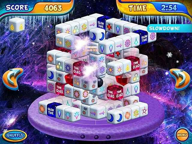 mahjongg dimensions deluxe screenshots 3