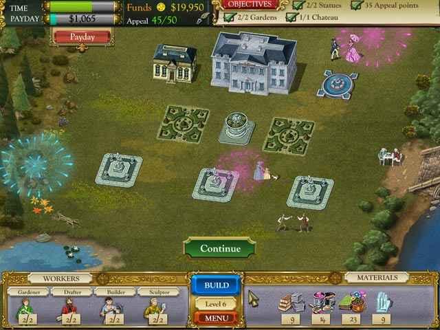 the palace builder screenshots 1