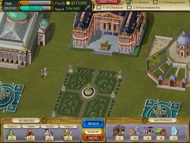 the palace builder screenshots 2