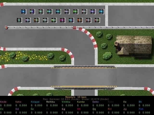 turbo sliders screenshots 1