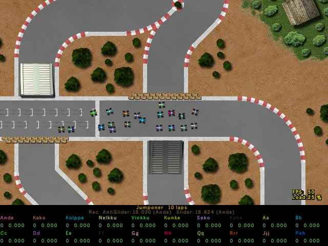 turbo sliders screenshots 2
