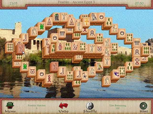 brain games: mahjongg screenshots 1