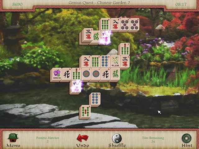 brain games: mahjongg screenshots 2