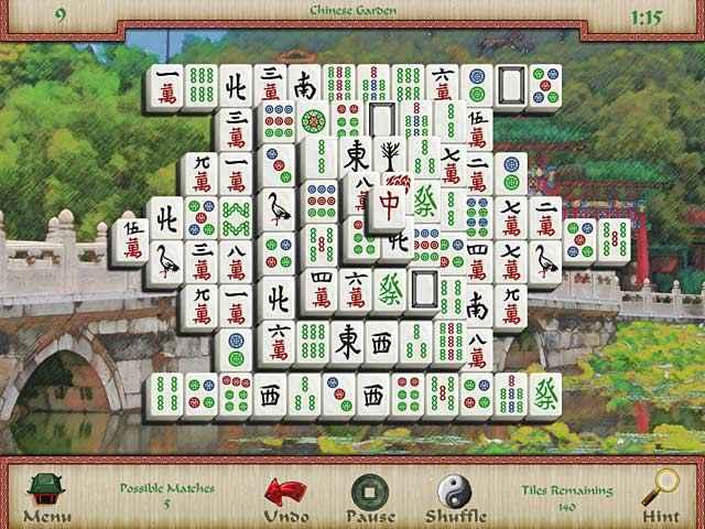 brain games: mahjongg screenshots 3