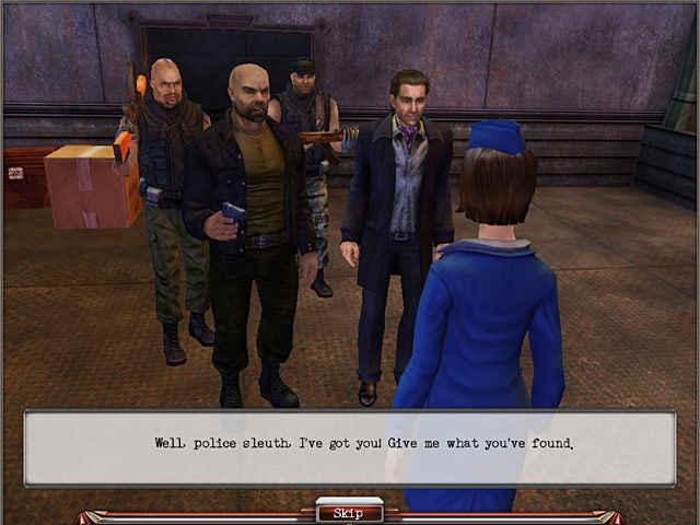 millennium secrets: emerald curse screenshots 3