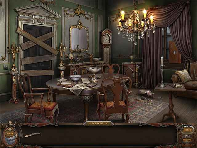 haunted manor: lord of mirrors collector's edition screenshots 1