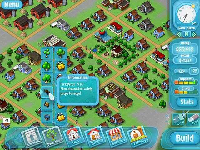happyville: quest for utopia screenshots 1