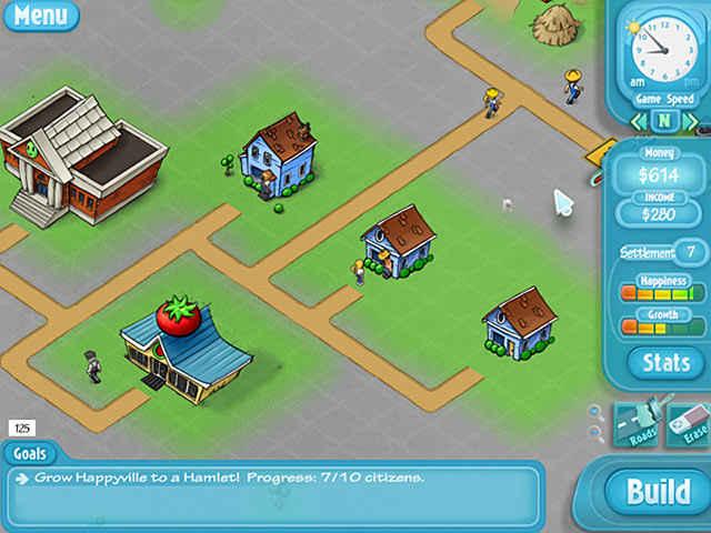 happyville: quest for utopia screenshots 2