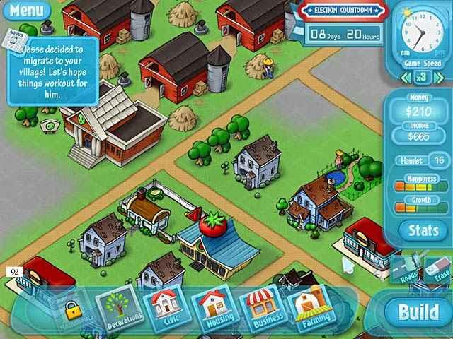 happyville: quest for utopia screenshots 3