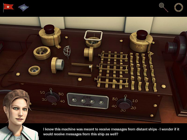 hidden mysteries: the fateful voyage - titanic screenshots 2