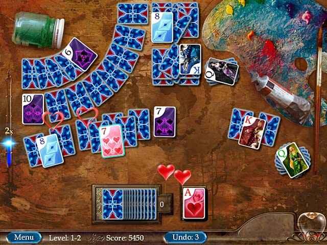 heartwild solitaire: book two screenshots 2
