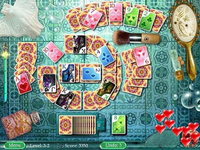 heartwild solitaire: book two screenshots 3
