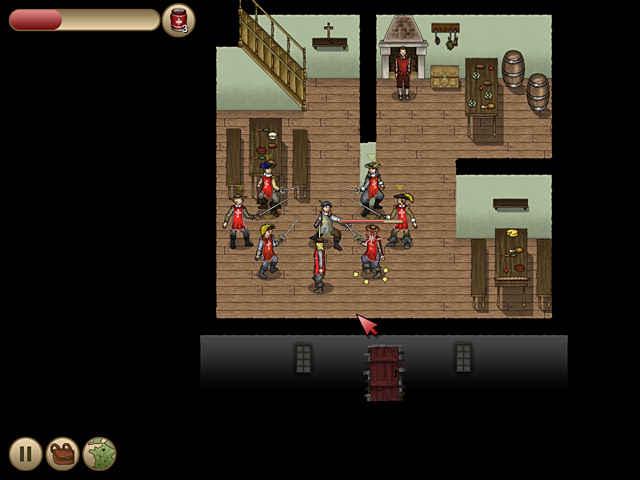 the three musketeers: queen anne's diamonds screenshots 2