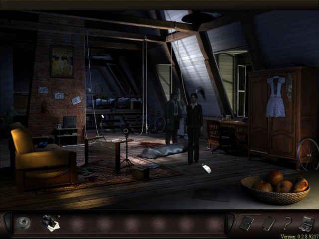 art of murder: hunt for the puppeteer screenshots 1
