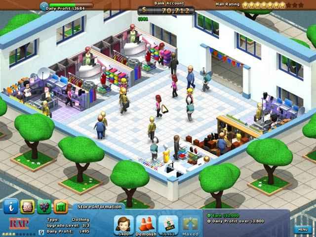 mall-a-palooza screenshots 1