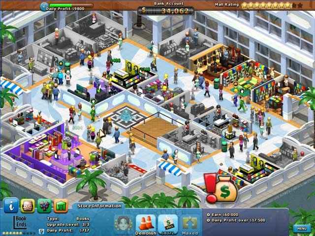 mall-a-palooza screenshots 2