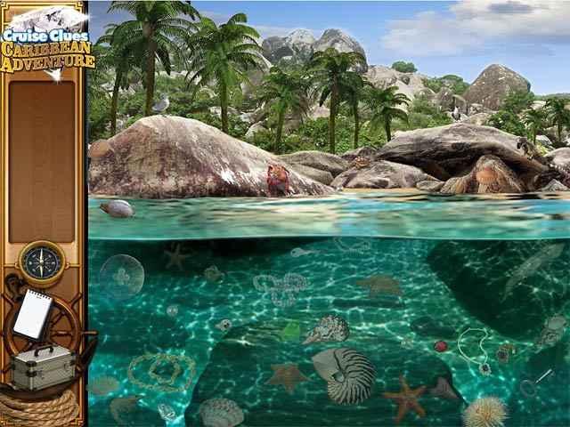 cruise clues: caribbean adventure screenshots 3