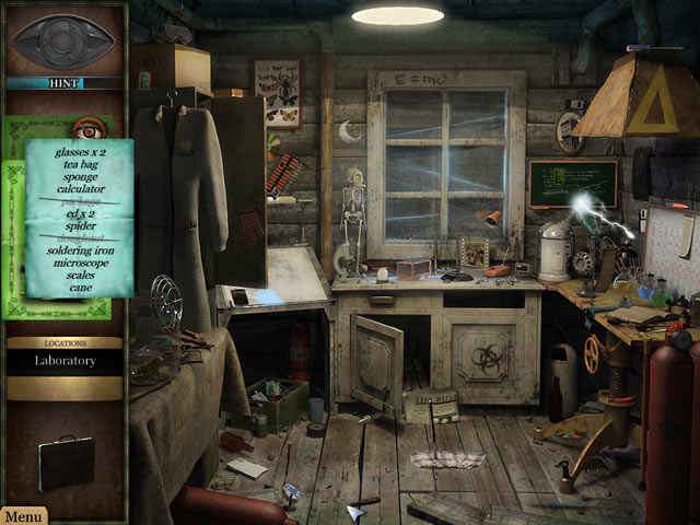 strange cases: the lighthouse mystery collector's edition screenshots 2