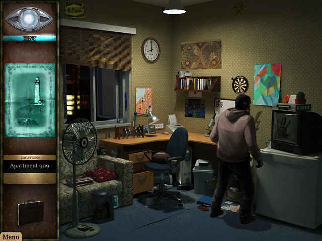 strange cases: the lighthouse mystery collector's edition screenshots 3