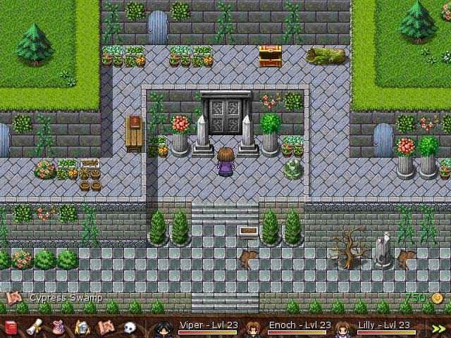 lilly and sasha: curse of the immortals screenshots 1