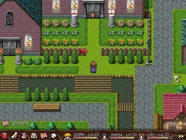 lilly and sasha: curse of the immortals screenshots 3