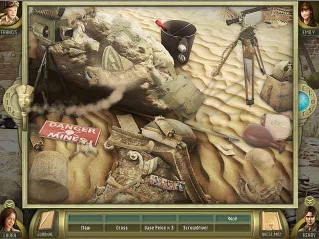 escape the lost kingdom screenshots 1
