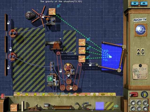 crazy machines: inventor training camp screenshots 1