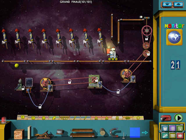 crazy machines: inventor training camp screenshots 2