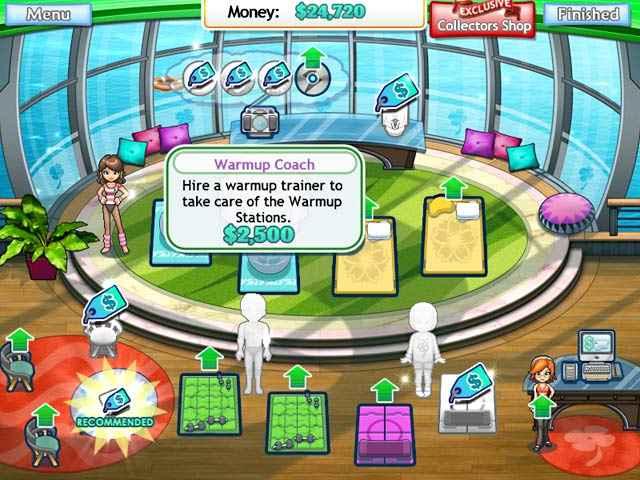 sally's studio collector's edition screenshots 1