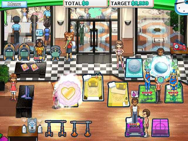 sally's studio collector's edition screenshots 3