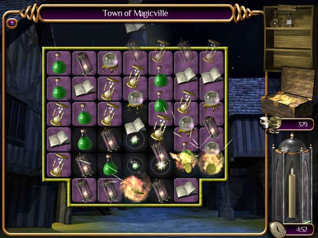 magicville: art of magic screenshots 1