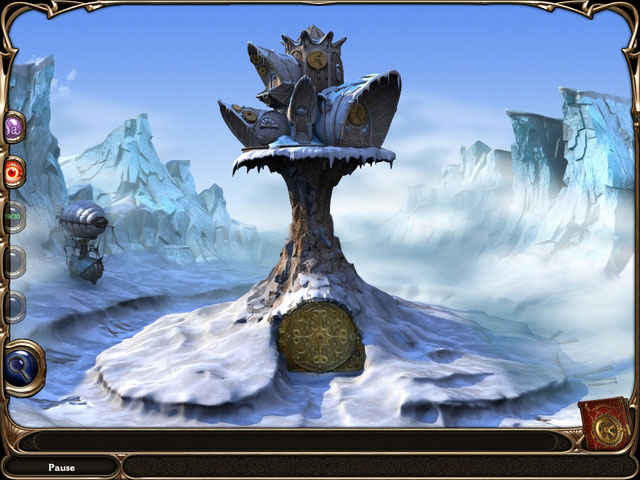 dream chronicles: the book of air collector's edition screenshots 2