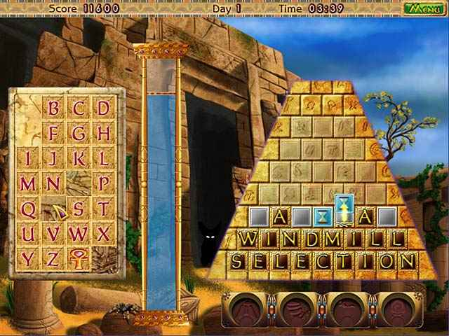 amazing pyramids screenshots 1