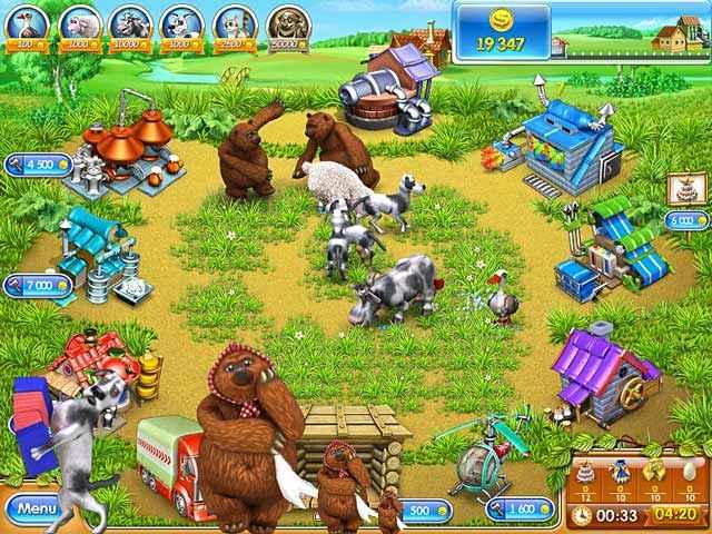 farm frenzy 3: russian roulette screenshots 2