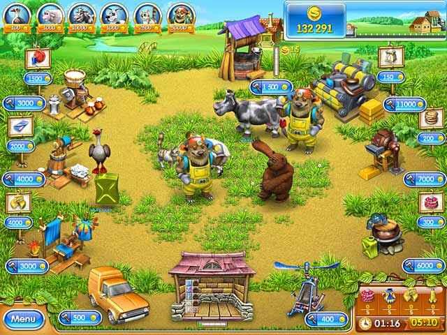 farm frenzy 3: russian roulette screenshots 3