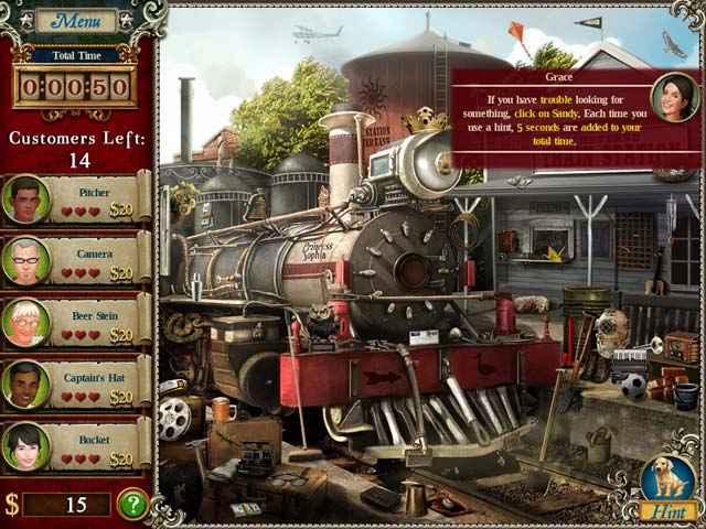 antique road trip usa screenshots 1