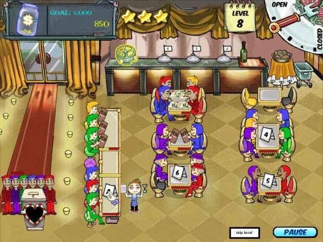 diner dash screenshots 2