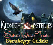 Midnight Mysteries: The Salem Witch Trials Strategy Guide game feature image