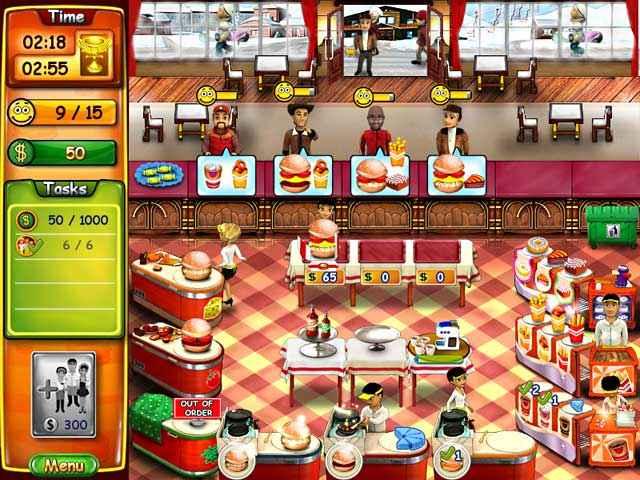 burger bustle screenshots 1