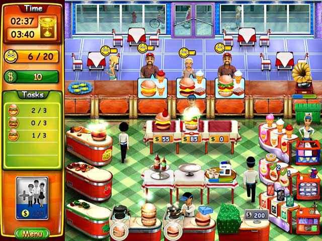 burger bustle screenshots 2