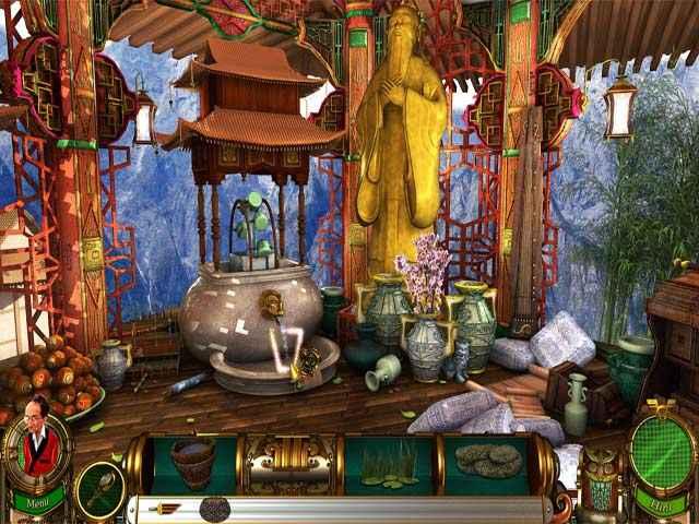 flux family secrets - the rabbit hole screenshots 1