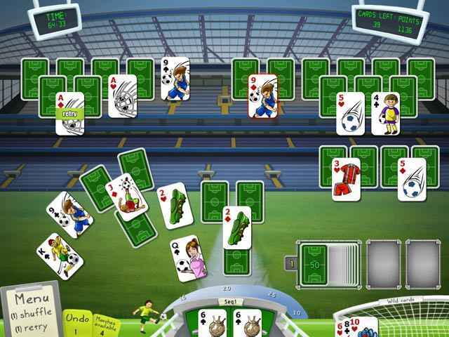 soccer cup solitaire screenshots 3