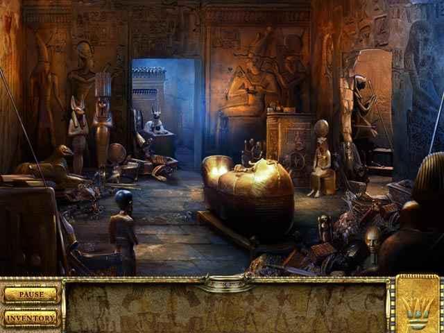 romancing the seven wonders: great pyramid screenshots 2