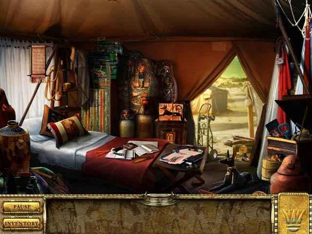 romancing the seven wonders: great pyramid screenshots 3
